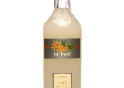 Giffard Chocolate (Cacao) White Syrup : 1000 ml