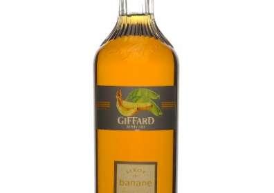Giffard Banana (Banane) Syrup : 1000 ml