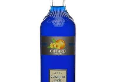 Giffard Blue Curacao Syrup : 1000 ml