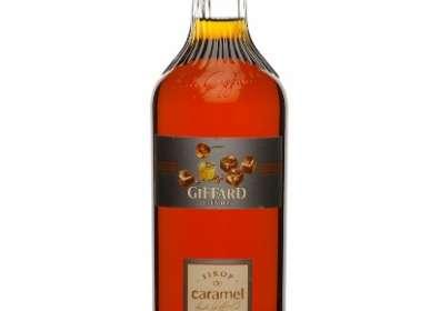 Giffard Caramel Syrup : 1000 ml