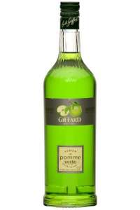 GS-GRA-100 _0 Giffard Green Apple Syrup