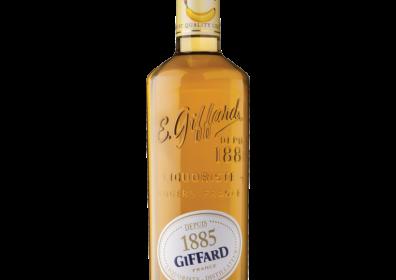 Giffard Banana Liqueur (Creme de Banane) Classic : 700 ml