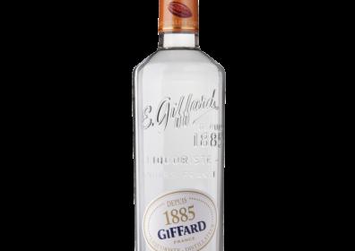 Giffard White Chocolate Liqueur (Cacao Blanc) Classic : 700 ml