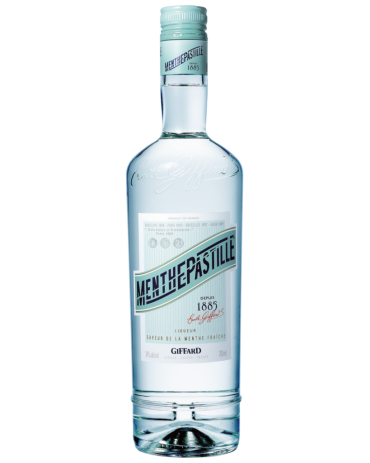 Giffard Menthe Pastille – Original Mint Liqueur 1885 : 700 ml