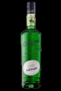 Giffard Mint (Crème De Monthe) Classic Liqueur 700mL