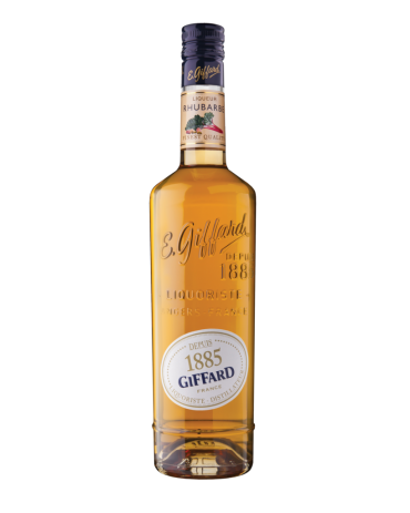 Giffard Rhubarb Liqueur – Classic : 700 ml