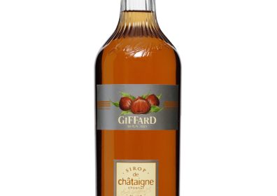 Giffard Chestnut (Chataigne) Syrup : 1000 ml