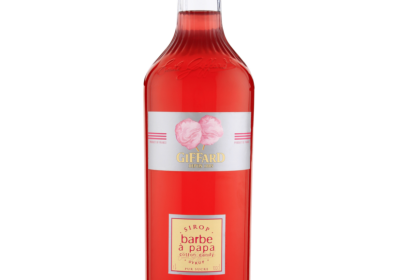 Giffard Cotton Candy (Barbe Papa) Syrup : 1000 ml