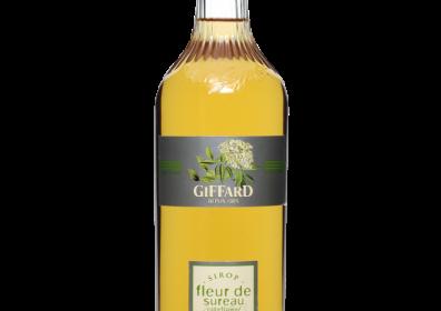 Giffard Elderflower (Fleur de Sureau) Syrup : 1000 ml