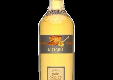 Giffard Gingerbread (D'Epices) Syrup : 1000 ml
