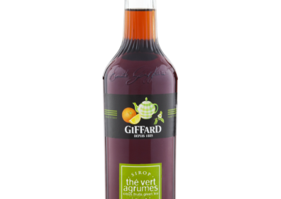 Giffard Green Tea Syrup : 700 ml
