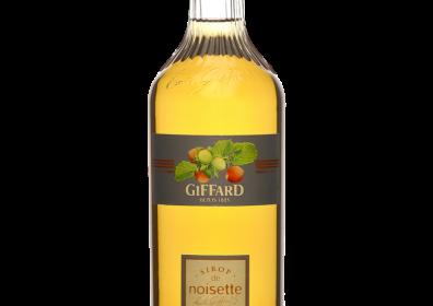 Giffard Hazelnut (Noisette) Syrup : 1000 ml