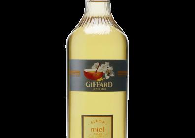 Giffard Honey (Miel) Syrup : 1000 ml