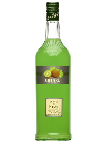 giffard lime citron vert syrup 1000 ml iconic spirits. Black Bedroom Furniture Sets. Home Design Ideas