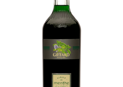 Giffard Mint (Menthe) Dark Mint Syrup : 1000 ml