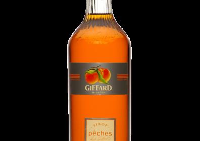 Giffard Peach (Peches) Syrup : 1000 ml