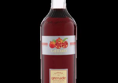 Giffard Pomegranate (Grenade) Syrup : 1000 ml