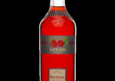 Giffard Raspberry (Framboise) Syrup : 1000 ml