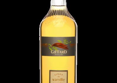 Giffard Vanilla (Vanille) Syrup : 1000 ml