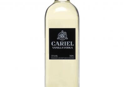 Cariel Vanilla Vodka : 700 ml