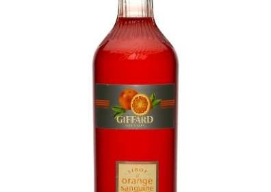 Giffard Blood Orange (Sanguine) Syrup : 1000 ml