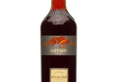 Giffard Chocolate (Cacao) Brown Syrup : 1000 ml