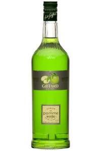 GS-GRA-100 _0 Giffard Green Apple Syrup