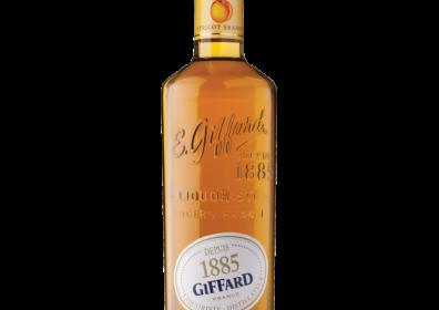 Giffard Apricot Brandy Liqueur – Classic : 700 ml
