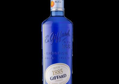 Giffard Blue Curacao Liqueur – Classic : 700 ml