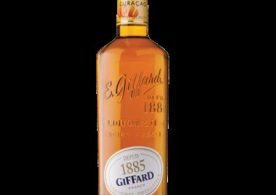 Giffard Orange Curacao Liqueur – Classic : 700 ml