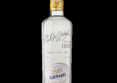 Giffard Pear William Liqueur – Classic : 700 ml